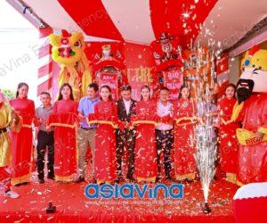 Lễ Khai Trương showroom thiết bị nhà bếp Lê Bình