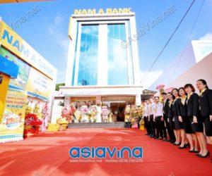 Lễ khai trương Ngân Hàng Nam Á Bank PGD chi Nhánh Thị Xã Phú Mỹ