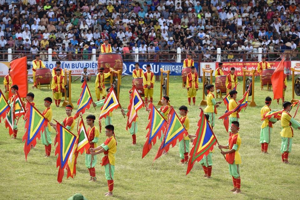 Rộn ràng những lễ hội truyền thống Việt Nam theo âm lịch (Phần 2)