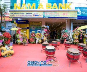 Lễ Khai Trương PGD Nam Á Bank Long Khánh